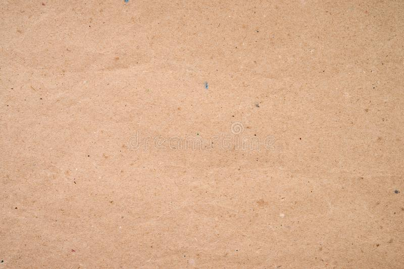 Brown paper texture stock images