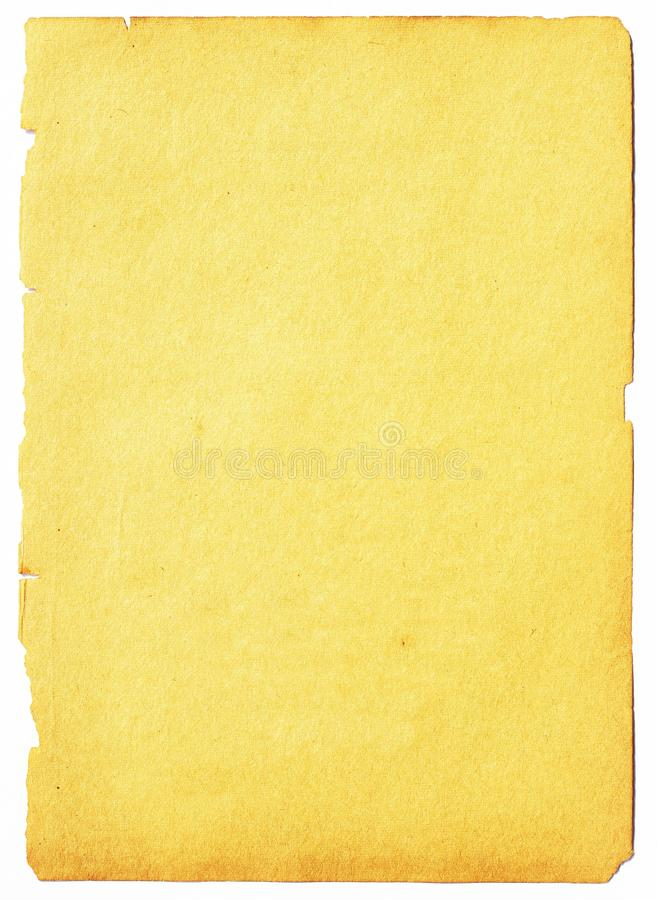 Brown paper texture. Old brown paper texture background stock images