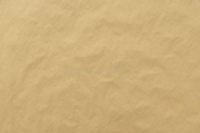 Brown-Papier als Hintergrund Machen Sie Papier in Handarbeit Eco und Sicherungserdkonzept Kopieren Sie Platz Beschneidungspfad ei lizenzfreie stockfotografie