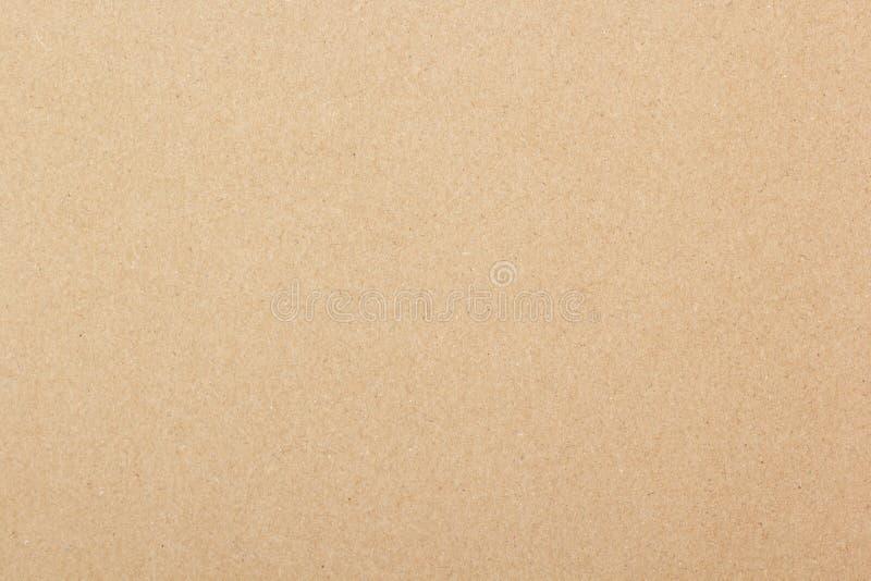 Brown papieru tekstura zdjęcie stock