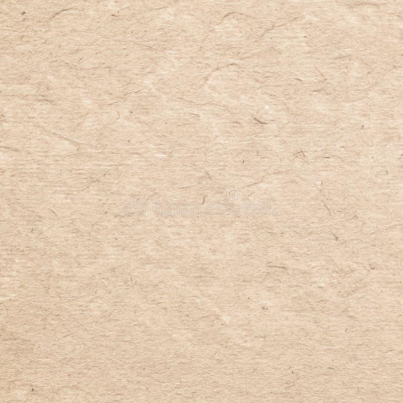 Brown parchment paper texture stock photo