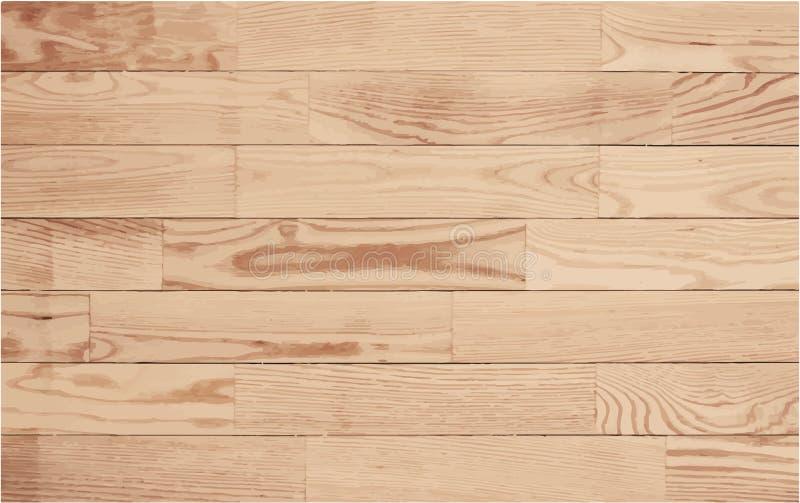 Brown Parqueted Le Plancher, Texture En Bois Avec Illustration de Vecteur - Image: 53238242