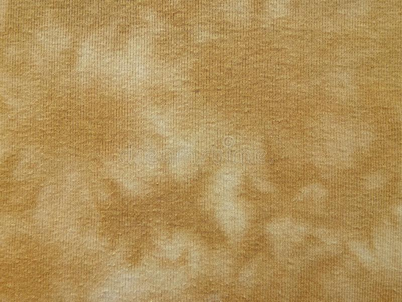 Brown pied fabric abstract royalty free stock images