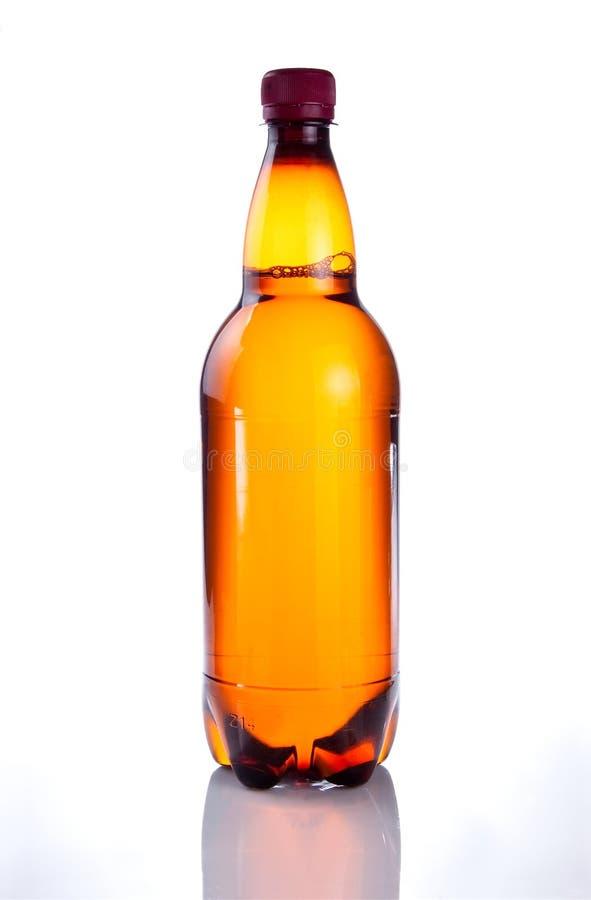 Bier Plastikflasche