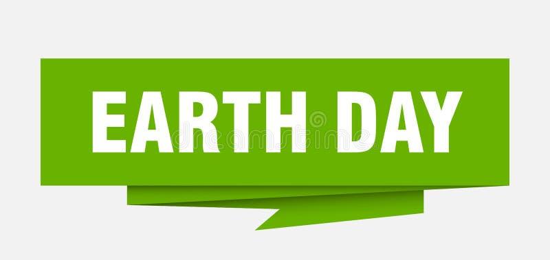 brown räknad dagjord som miljölövverk går den gående gröna treen för text för slogan för ordstäv för kramnaturuttryck royaltyfri illustrationer