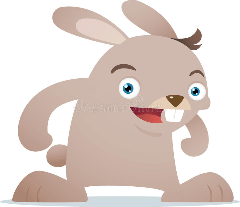 Download Brown Rabbit Stock Image - Image: 13241311