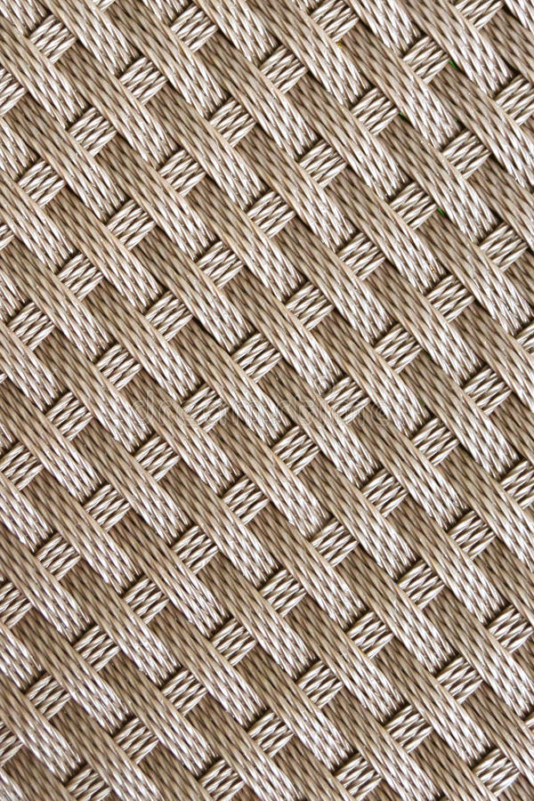 Brown rattan weave seamless pattern background. Close up brown rattan weave seamless pattern background royalty free stock images
