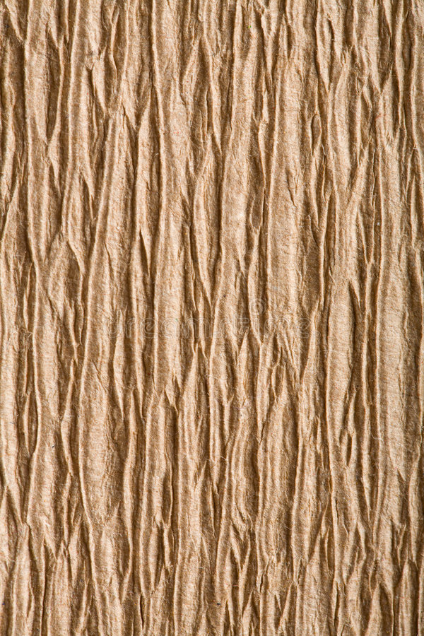Download Brown Recycled Paper Detail Stock Photo - Image: 7108718