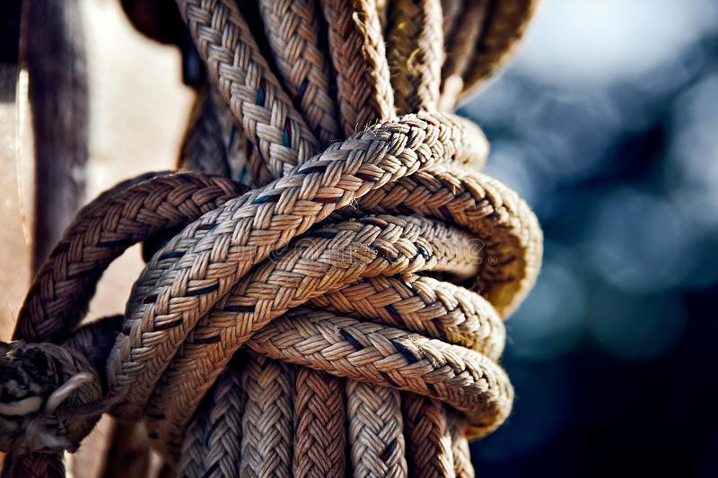 Brown Rope Free Public Domain Cc0 Image