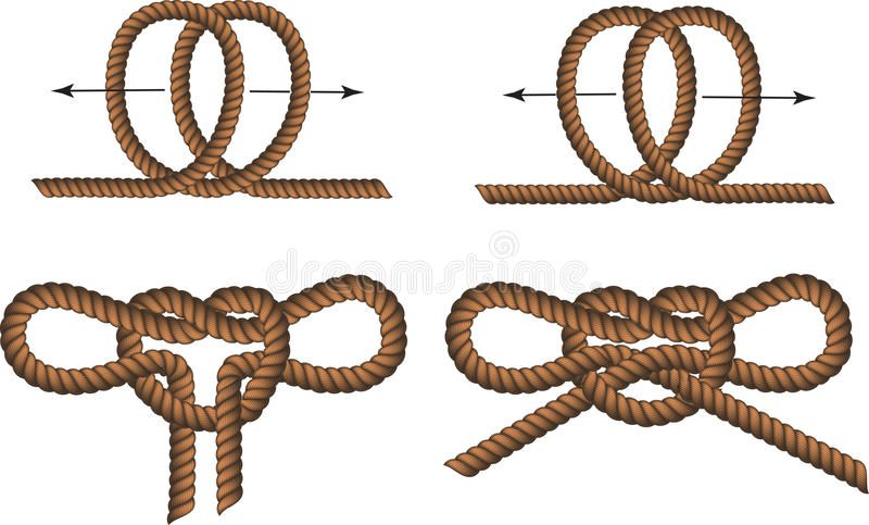 Brown rope borders with knots stock vector illustration of loops download brown rope borders with knots stock vector illustration of loops filament 33701926 ccuart Image collections