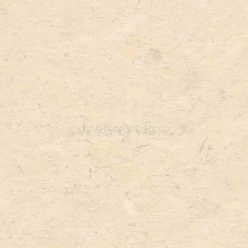 Brown rough recycled stained note paper texture, background for text. Vector illustration vector illustration