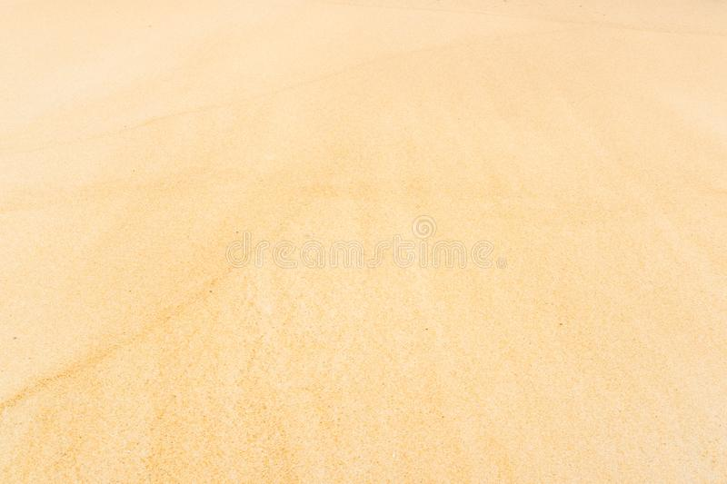 Sand beach for texture and background. Brown sand beach for texture and background stock image