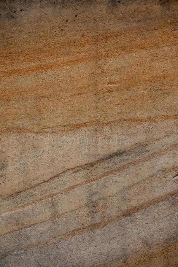 Sandstone wall texture. Close-up photo stock photography
