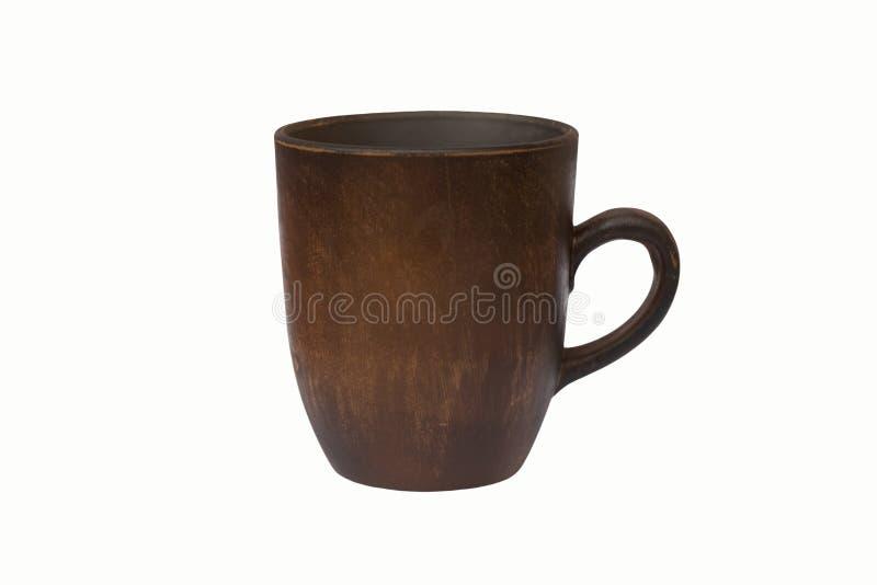 Brown-Schale lizenzfreies stockbild