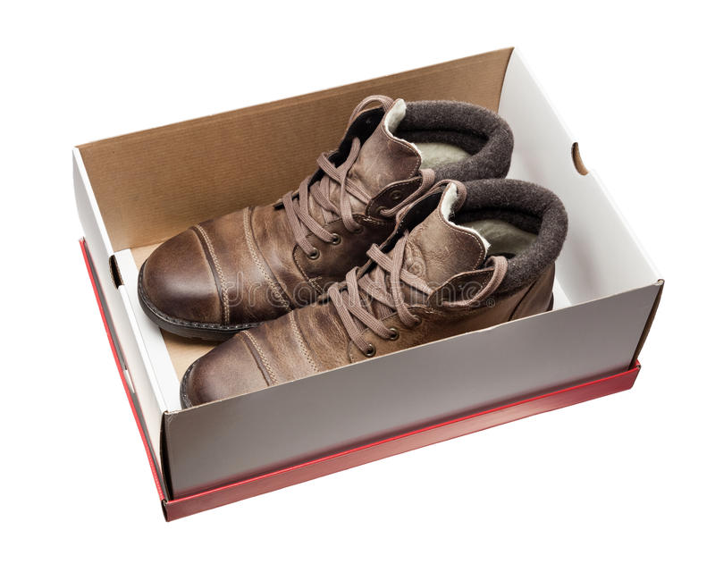 Download Brown shoes stock photo. Image of pair, footwear, activity - 22476046