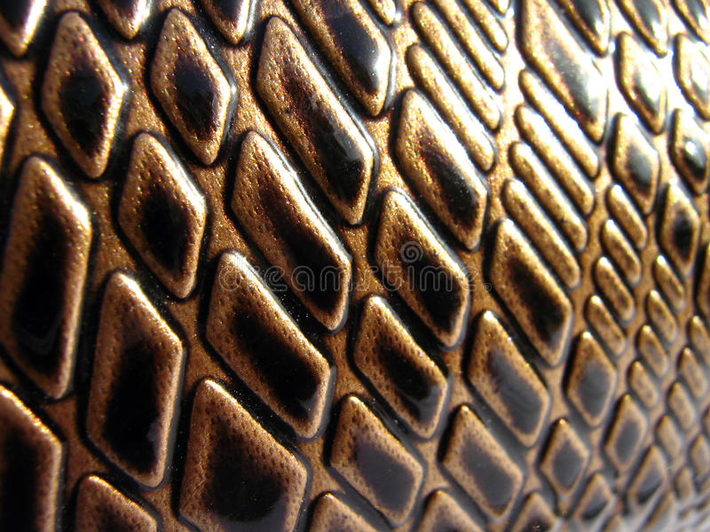 Download Brown Snake Luxury Leather stock photo. Image of manufacturing - 14437094