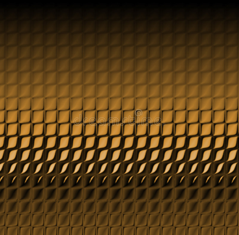 Brown Snake Skin stock illustration