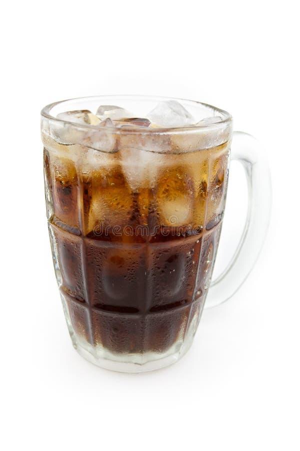 Brown soda zdjęcia royalty free