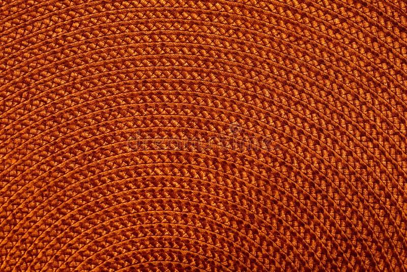 Brown-Spinnen Hintergrund, Beschaffenheit Geerntetes Bild, Nahaufnahme, Platz für Text Spinnen in einem Kreis stockbild