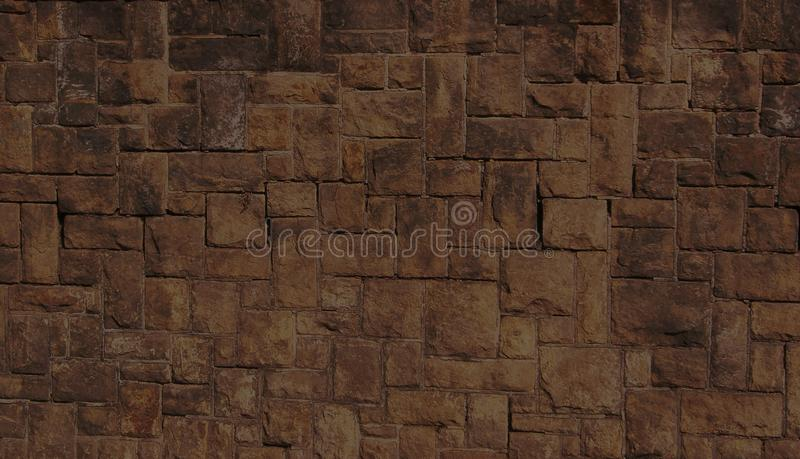 Download Brown stone wall stock photo. Image of apartment, brown - 13372546