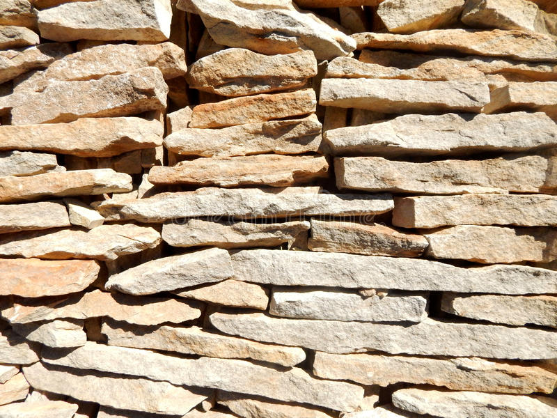 Brown stone royalty free stock images