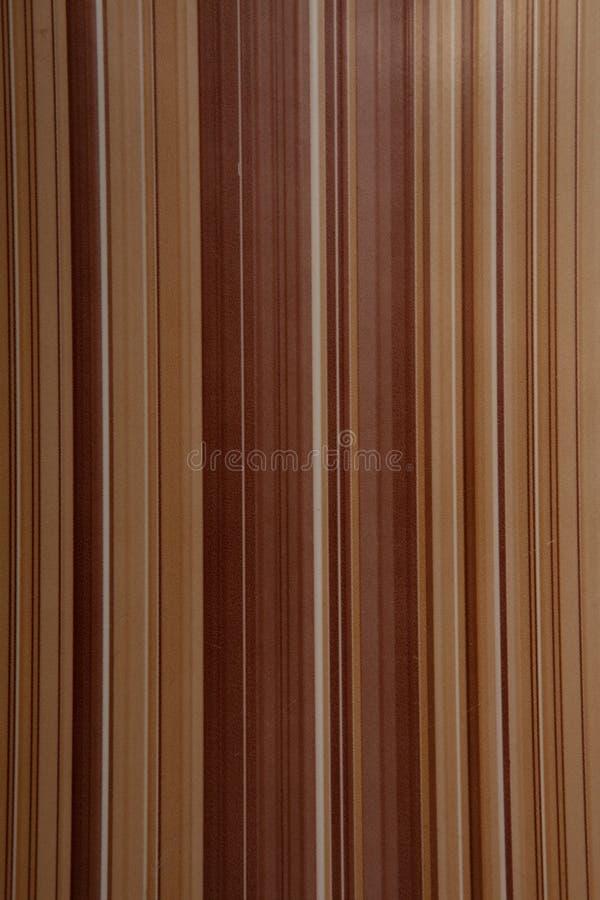 Brown streift abstrakten Hintergrund stockfoto