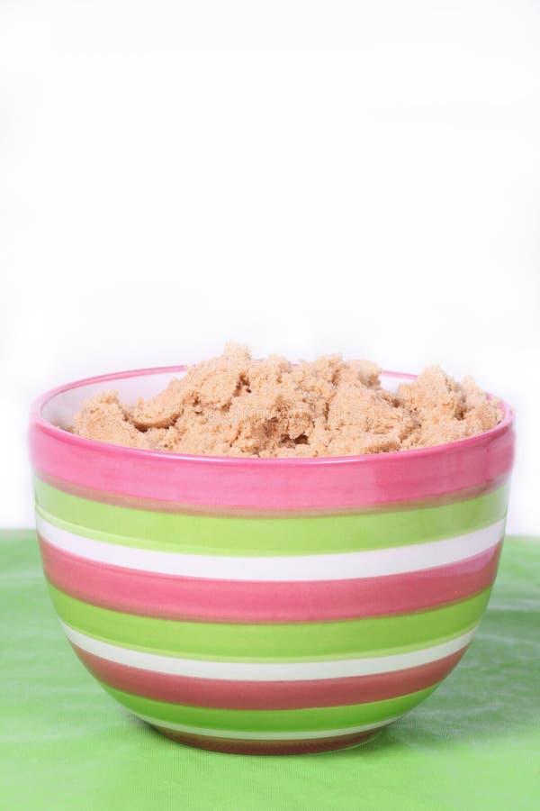 Download Brown Sugar Bowl stock photo. Image of food, cane, flavor - 11973280