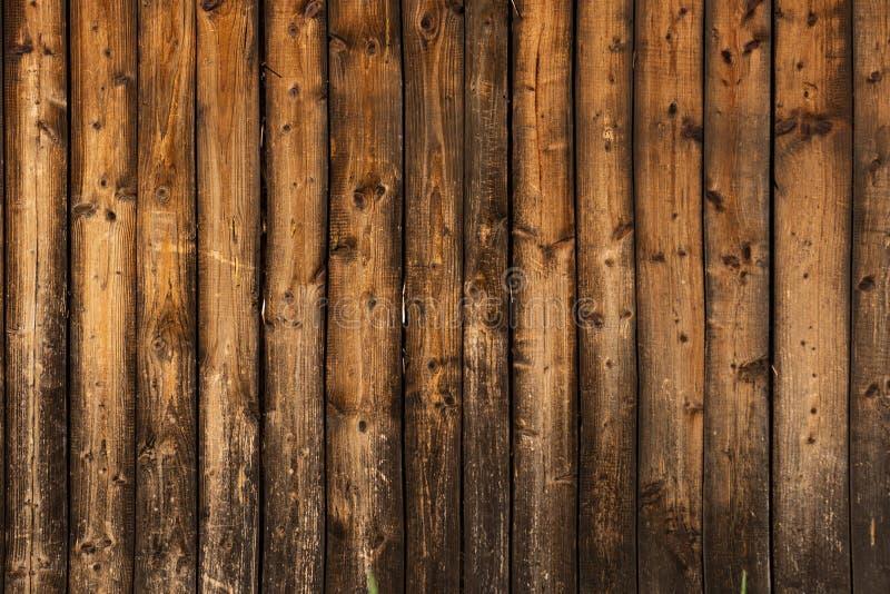 Brown tła drewnianej tekstury lub starego brązu drewniani panel z wzorem naturalny drewno, piękna drewniana tekstura obrazy royalty free