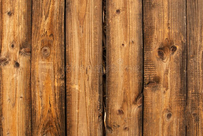 Brown tła drewnianej tekstury lub starego brązu drewniani panel z wzorem naturalny drewno, piękna drewniana tekstura zdjęcie stock
