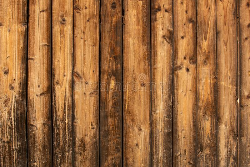 Brown tła drewnianej tekstury lub starego brązu drewniani panel z wzorem naturalny drewno, piękna drewniana tekstura fotografia stock
