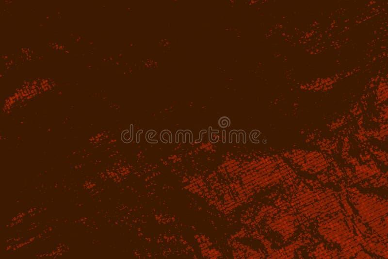 Brown tło prostacka tkanina obrazy stock