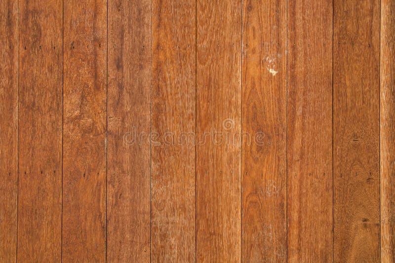 Brown tekstury drewnianego tła starzy panel obrazy royalty free