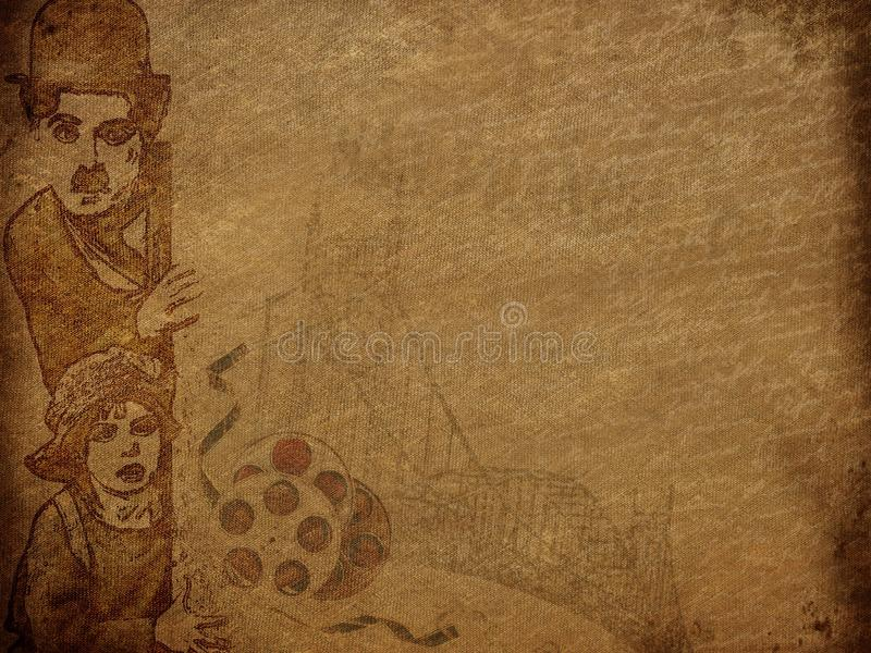 Brown, Texture, Art, Pattern royalty free stock photography