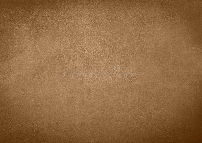 Brown textured tło projekt dla tapety ilustracja wektor