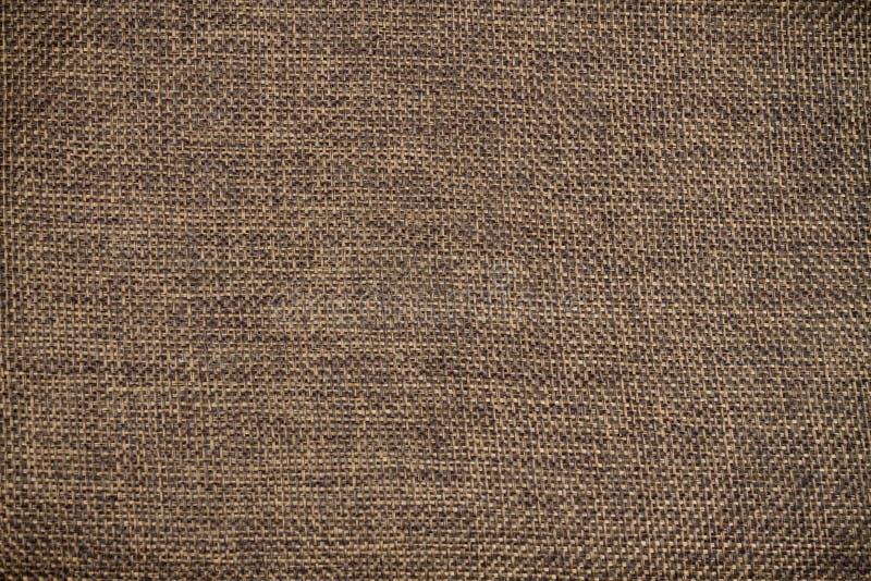 Brown tkaniny cycowa tekstura obraz stock