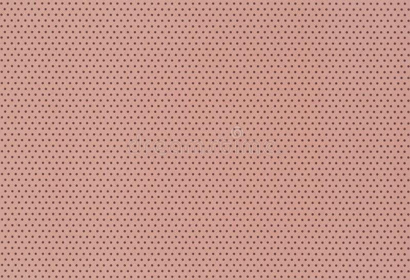Brown-Tupfenhintergrund lizenzfreies stockbild