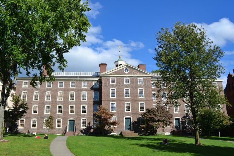Brown University stockfotos