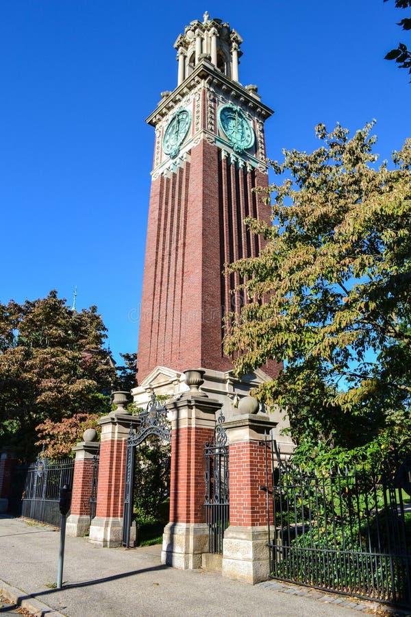 Brown University stockbild