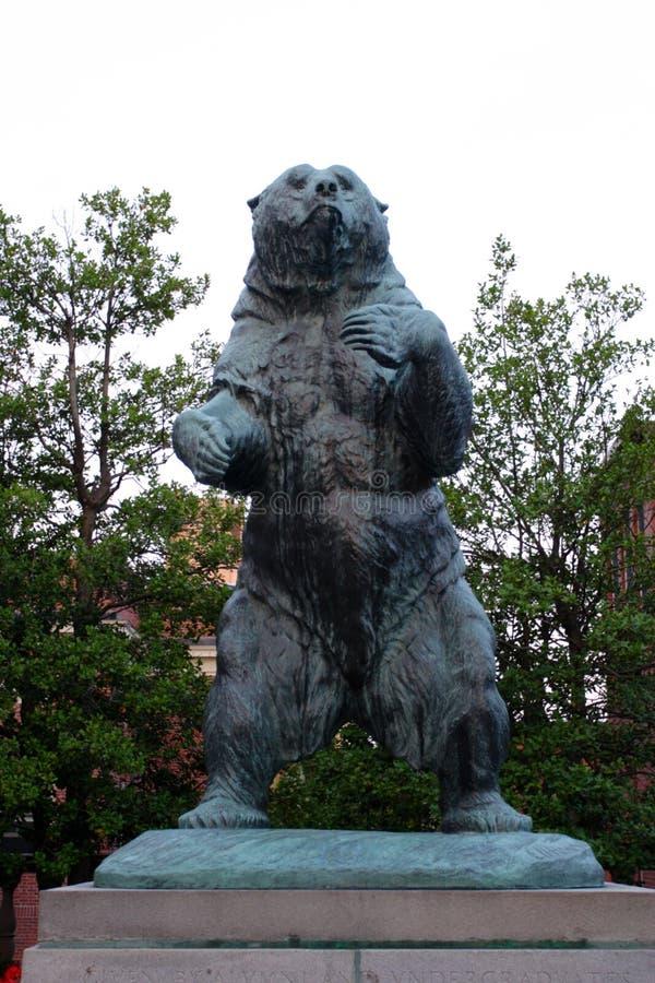 Brown University Ivy League College Campus situata nella provvidenza, Rhode Island immagini stock