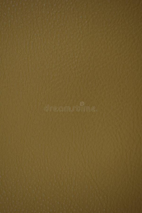 Brown utilizó la textura abstracta de cuero imagen de archivo libre de regalías