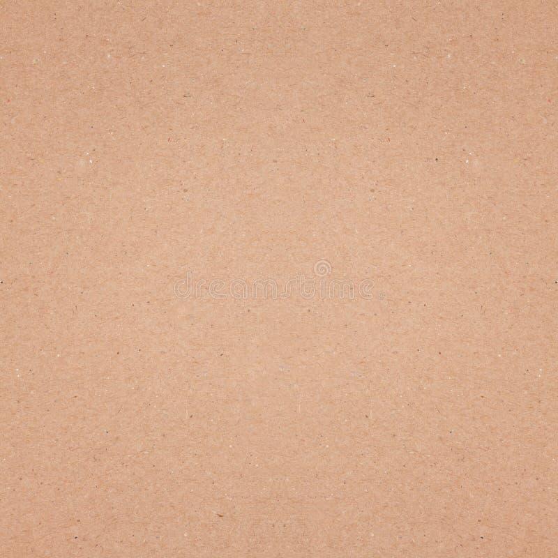Brown-Verpackungspapierhintergrund stockfotografie