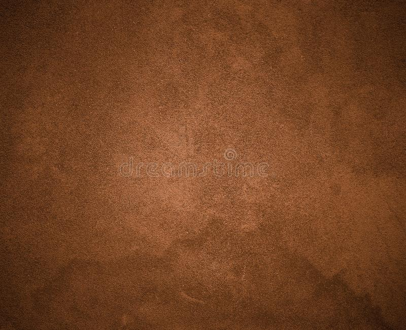 Brown wall background texture royalty free stock image