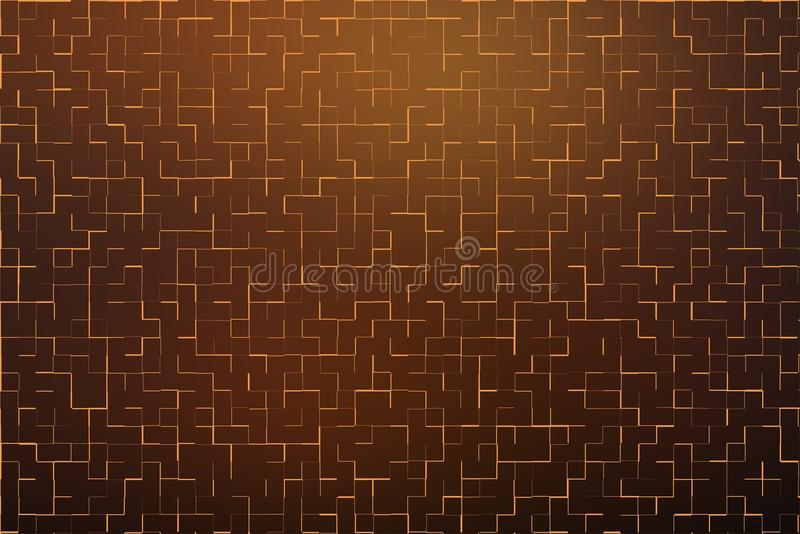 Brown, Wall, Pattern, Brick royalty free stock photo