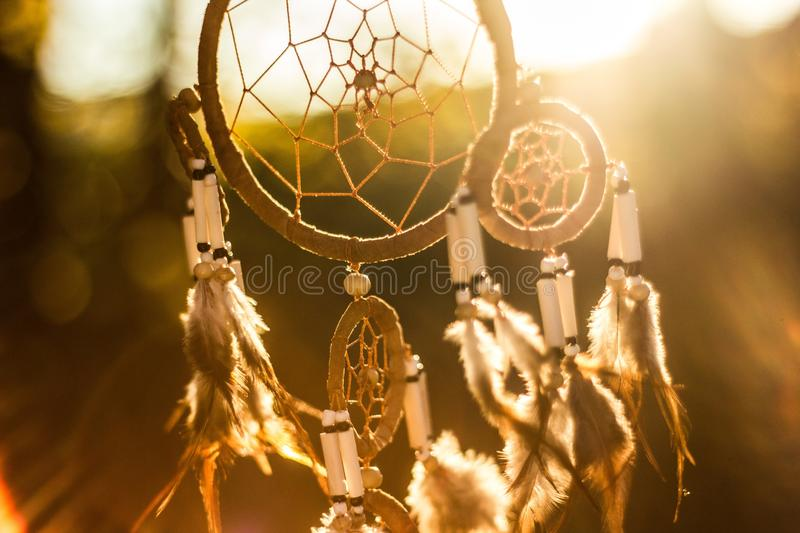 Brown And White Dream Catcher Free Public Domain Cc0 Image