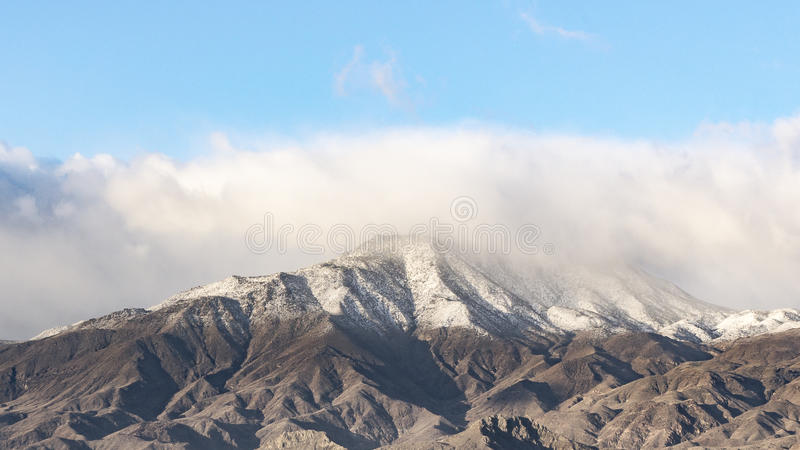 Brown And White Mountain Under Blue And White Sky During Daytime Free Public Domain Cc0 Image