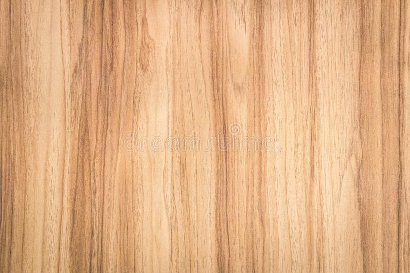Brown wood background with abstract pattern. Surface of natural wooden material. Wooden royalty free stock image