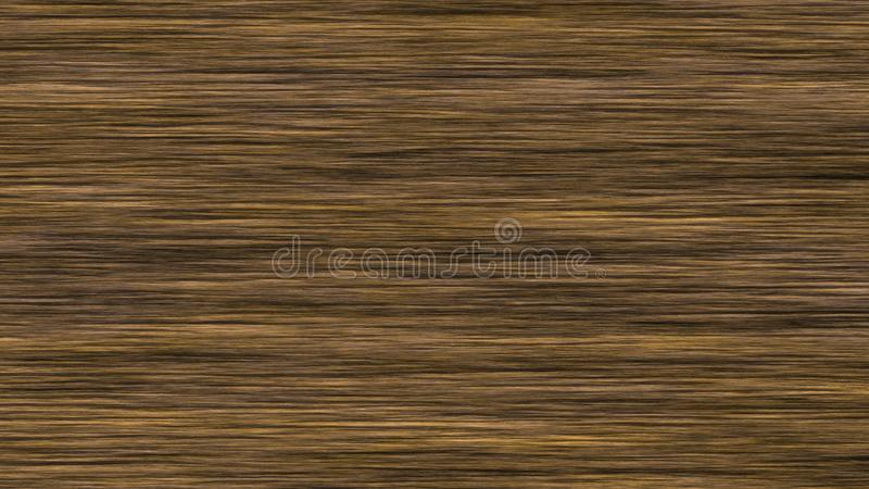 Brown Wood Background 库存例证