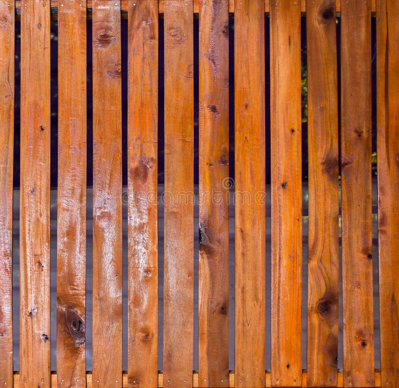 Brown wood board copy space, can be used as background and wallpaper royalty free stock photo