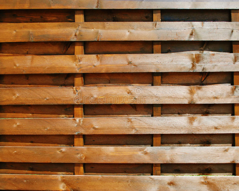 Brown wood fence. Texture background royalty free stock photography