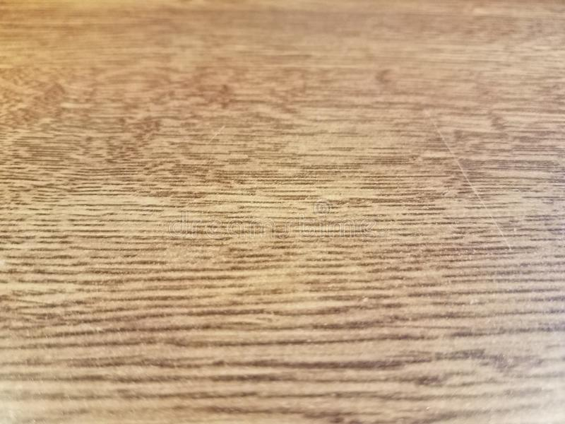 Brown wood grain table or surface or ground. Up close royalty free stock photos